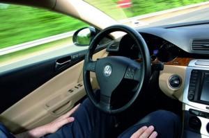 Volkswagen представляет новые системы помощи водителю