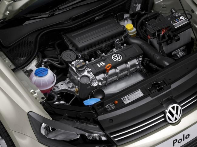 Фольксваген Поло троит двигатель